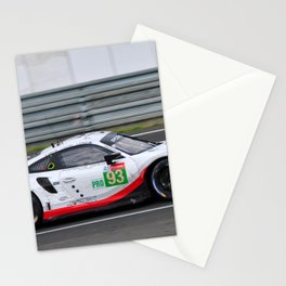 German Sports Car Le Mans 2018 Stationery Cards