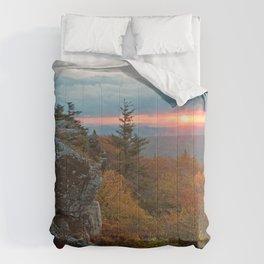 Autumn Dolly Sods Sunrise Comforters