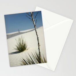 White Sands, March 2007 Stationery Cards