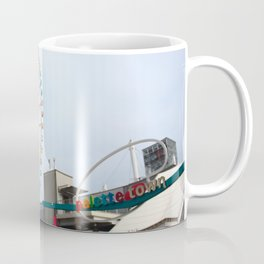 Odaiba's Palette Town and Ferris Wheel Coffee Mug
