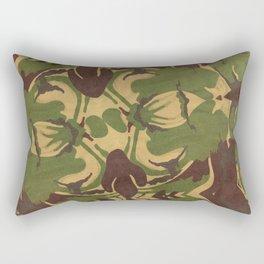 Faded Camo. Be incognito! Rectangular Pillow