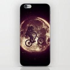 E.T.B. (variant 3) iPhone & iPod Skin