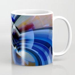 Abstract Composition 23 Coffee Mug