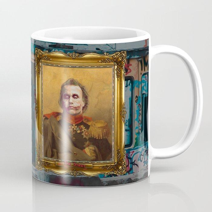 The Joker General Portrait | Fan Art (Personal Favorite) Coffee Mug
