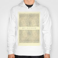 joy division Hoodies featuring joy division by ░░░░░░░░░░░░