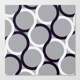 Linked Two Canvas Print