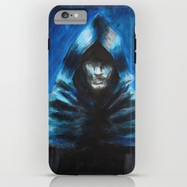 The Hooded One iPhone Case