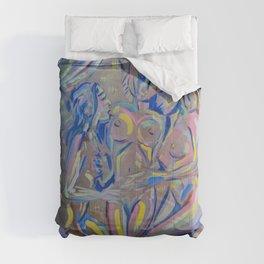 Flora Morena Comforters