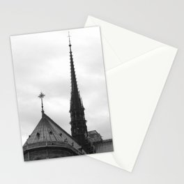 Notre Dame - Paris 003 Stationery Cards