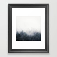 I Don't Give A Fog Framed Art Print