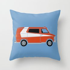 Gran Van Torino Throw Pillow