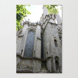 Chartres  Canvas Print