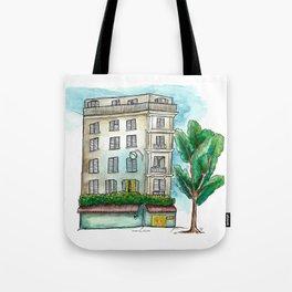 """""""Paris"""" Tote Bag"""