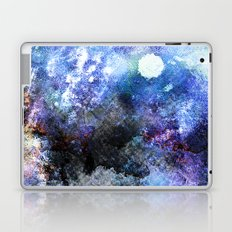 Winter Night Orchard Laptop & iPad Skin