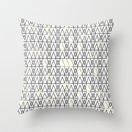 Over Populated Homes  Throw Pillow