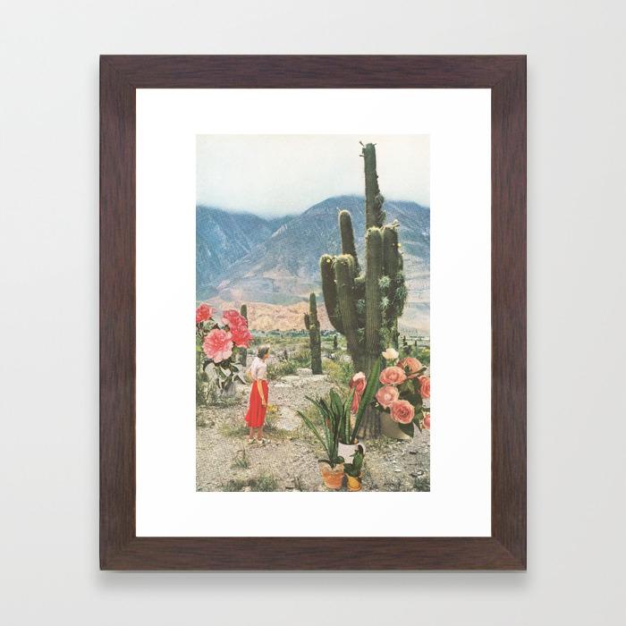 Nature Framed Art Prints Society6