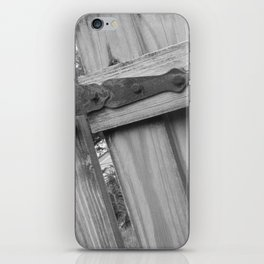 Dont come unhinged iPhone Skin