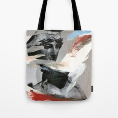 Untitled (Painted Composition 4) Tote Bag