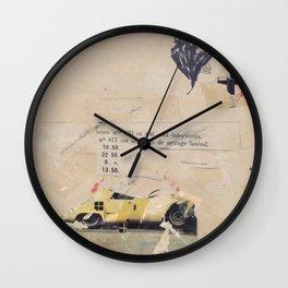 uickq Wall Clock
