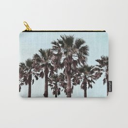 Beach palm tree #society6 Carry-All Pouch