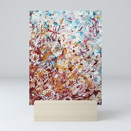 Dragonfly Universe Mini Art Print