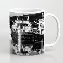 Boats on the Canal Coffee Mug