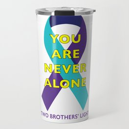 Two Brothers' Light Suicide Prevention Travel Mug