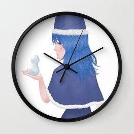 Juvia Lockser Wall Clock