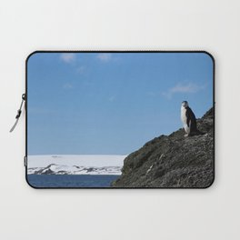 Lonely at the Top Laptop Sleeve