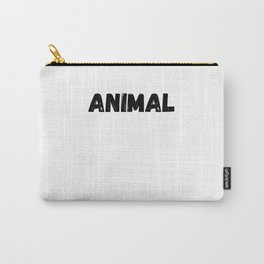 Animal - Gym Shirt For Fitness Animals Carry-All Pouch