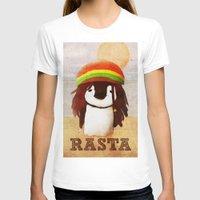 reggae T-shirts featuring Reggae by cristi-scg