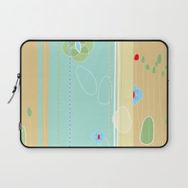 izzy may's garden Laptop Sleeve
