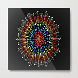 Rainbow Daze Metal Print