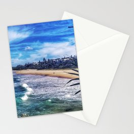 Noosa Heads Beach Australia Stationery Cards