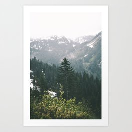 Washington V Art Print
