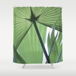 Botanic Touch Light Shower Curtain