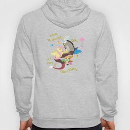Chaos and Butterflies Hoody