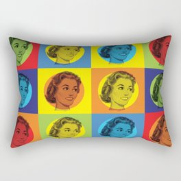 Digital Housewife Rectangular Pillow