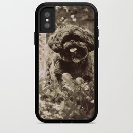 Man's Best Friend iPhone Case