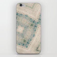 Sea Glass II Abstract Mosaic  iPhone & iPod Skin