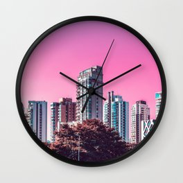 And for a second they've glimpsed a diamond, amid the eternal rain of shattered glass. Wall Clock