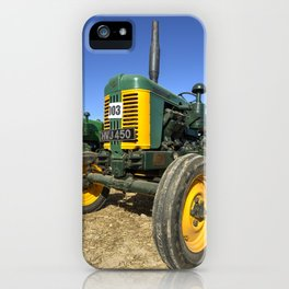 Turner Diesel iPhone Case