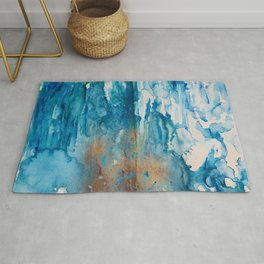 Save The Oceans, Cabo Beaches Rug