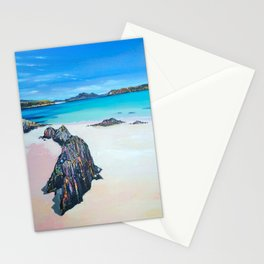 Iona beach Stationery Cards