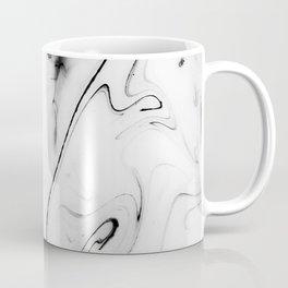 Elegant white marble image Coffee Mug