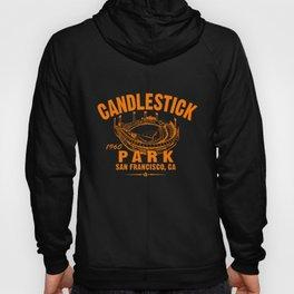 Candlestick Park Baseball Tee MLB San Giants Vintage softball game Hoody