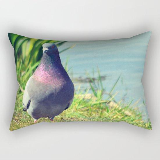Demure Rectangular Pillow