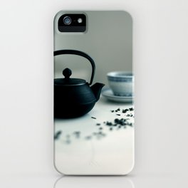teatime iPhone Case