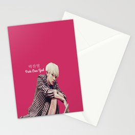EXO Chanyeol Love Me Right Stationery Cards