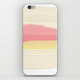 Fine dust iPhone Skin
